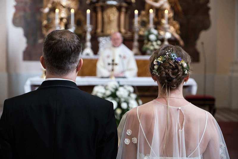 Svatba Petra a Kateřiny