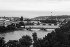 Praha povodeň 2013